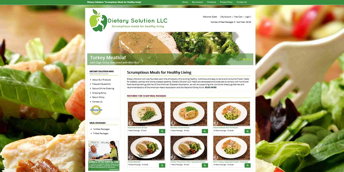 DietarySolution.com